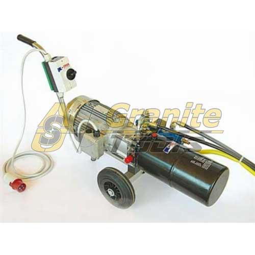 Oma Engine Hydraulic Pump 3-Phase