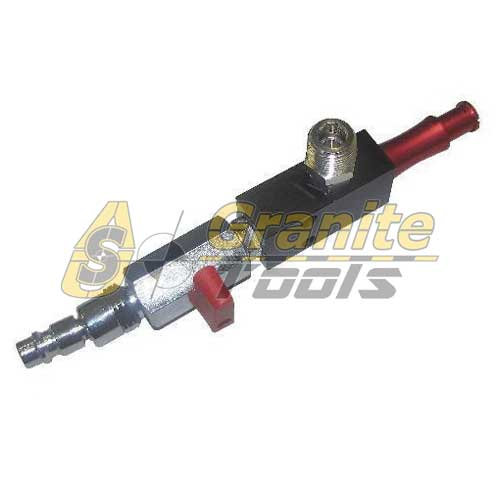 Weha Vacuum Ejector for T and EP Single Pad Vacuum Lifters